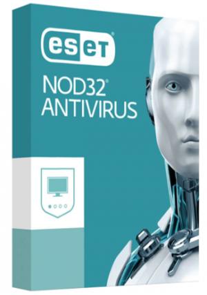 Eset Nod32 Antivirus Security - 1 PC/3 Years(EU)