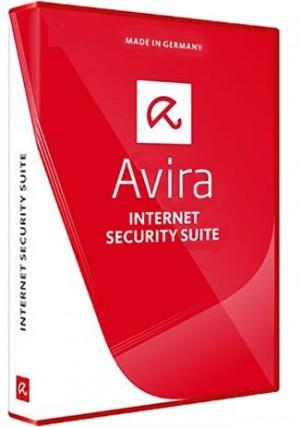 Avira Internet Security Suite - 1Year/1User (EU)