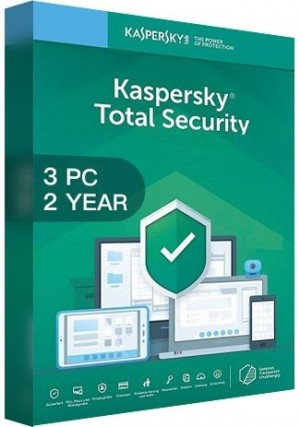 Kaspersky Total Security Multi Device 2020 / 3 Devices (2 Years)