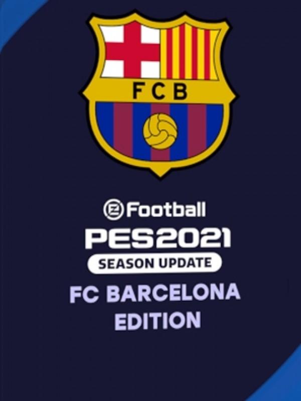 eFootball PES 2021 Season Update - FC Barcelona Edition