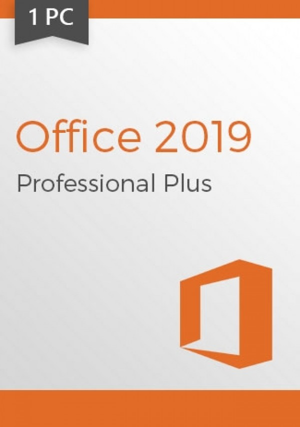 Microsoft Office 2019 Professional Plus CD-KEY