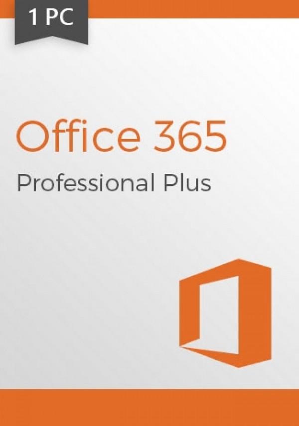 Microsoft Office 365 (1 Year) 1 Device (Windows)