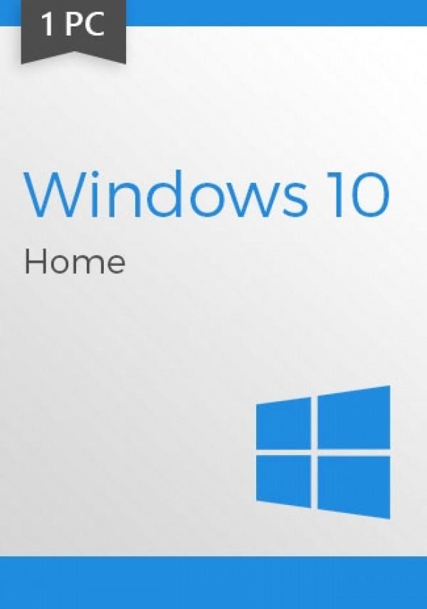 Windows 10 Home CD-KEY (32/64 Bit)